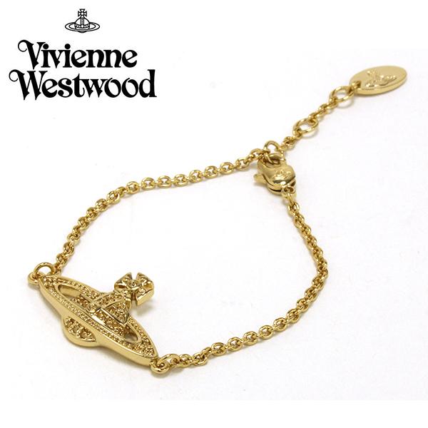 ヴィヴィアン ウエストウッド ブレスレット レディース アクセサリー Vivienne Westwood ゴールド 61020051R 【送料無料】