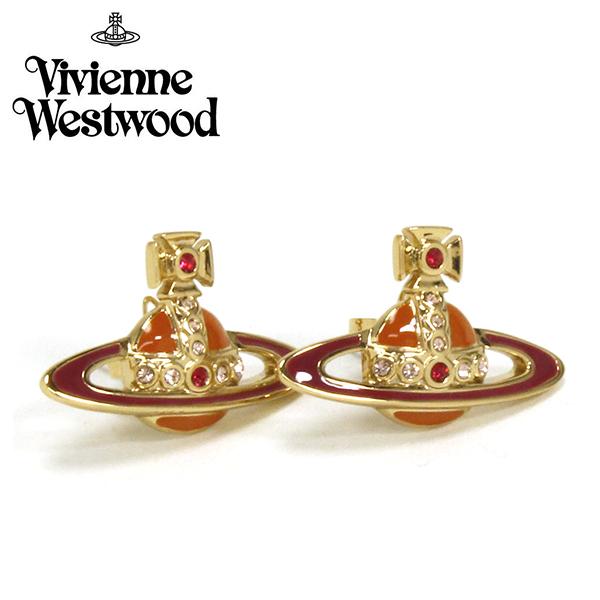 ヴィヴィアン ウエストウッド ピアス レディース アクセサリー Vivienne Westwood ゴールド 62010039R 【送料無料】