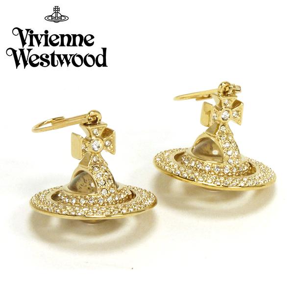 ヴィヴィアン ウエストウッド ピアス レディース アクセサリー Vivienne Westwood ゴールド 62010089R 【送料無料】