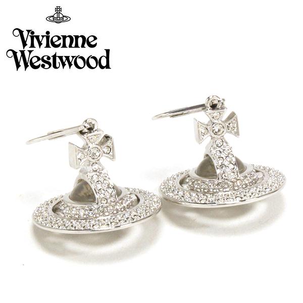 ヴィヴィアン ウエストウッド ピアス レディース アクセサリー Vivienne Westwood シルバー 62010089W 【送料無料】