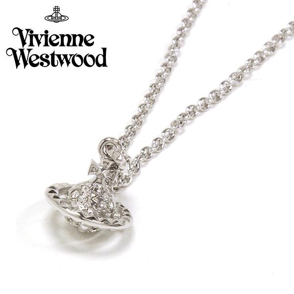 ヴィヴィアン ウエストウッド ネックレス レディース アクセサリー Vivienne Westwood シルバー 63020051W 【送料無料】