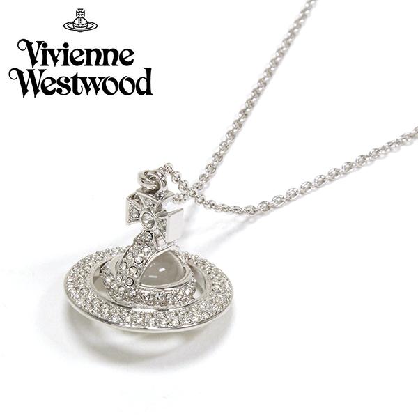 ヴィヴィアン ウエストウッド ネックレス レディース アクセサリー Vivienne Westwood シルバー 63020109W 【送料無料】