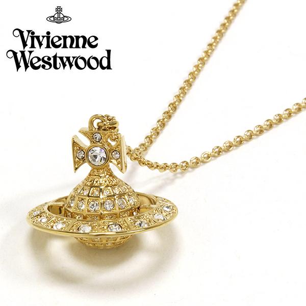 ヴィヴィアン ウエストウッド ネックレス レディース アクセサリー Vivienne Westwood ゴールド 752327B/2 【送料無料】