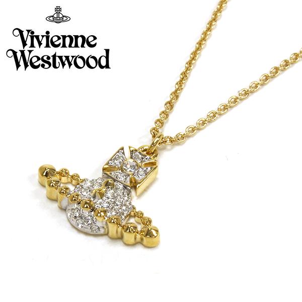 ヴィヴィアン ウエストウッド ネックレス レディース アクセサリー Vivienne Westwood ゴールド 752568B/2 【送料無料】
