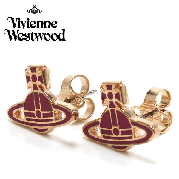 ヴィヴィアンウエストウッド ピアス レディース Vivienne Westwood ピンクゴールド BE169/38 送料無料