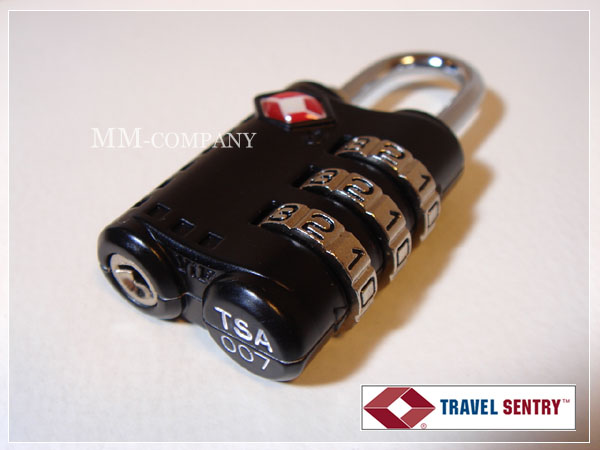 Silver/Black ★ Z2217 Sports Club-dial padlock TSA lock equipped with lockers and travel bags, carry bags.