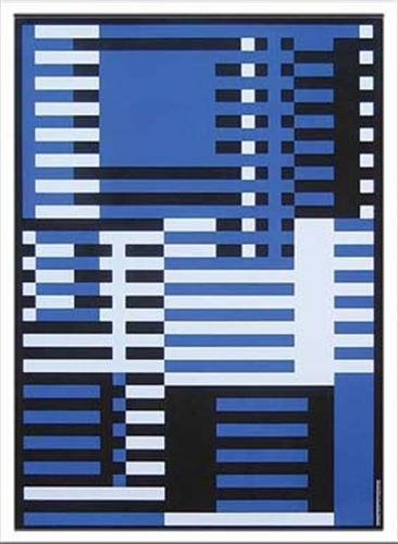 【取寄品】Bauhaus バウハウス Aufwarts IBH70043 額付グラフィックアートポスター【全品ポイント10倍】3800円で送料無料クーポン4/16深夜2時まで