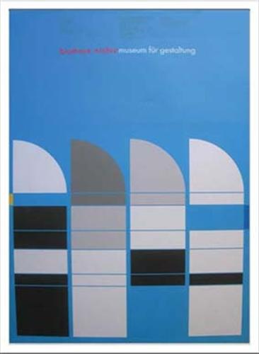取寄品 Bauhaus バウハウス Weimar Ausstellung 1923 IBH70047 額付グラフィックアートポスター