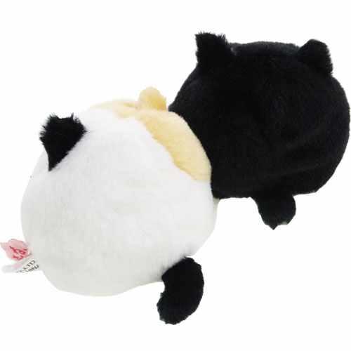 到手球吉祥物猫米粉团吉祥物3英国贸易可爱inyanko动物商品邮购商店悲哀杂货邮购棉花糖pop 1/23早晨2点