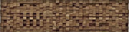 【取寄品】PLADEC プラデック ミッドセンチュリー ウッドクラフトアート サーモパイン ロング ユーパワー 80×20cm ポルトガル製 モダンインテリア