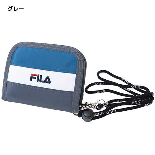 FILA 斐乐钱包射频钱包边境年轻工业时尚可爱品牌体育用品商店电影院集合超过 3000 日元 / 10 14 10 am 到