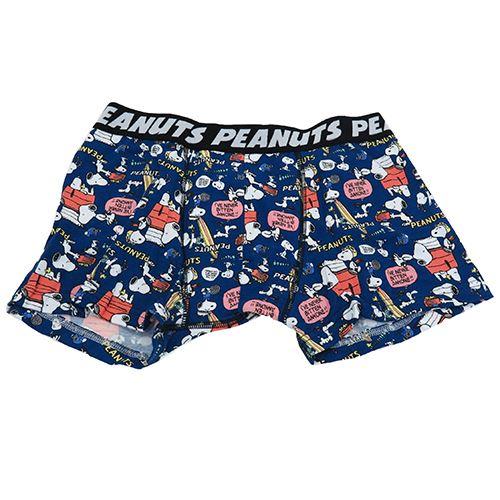 为男性内衣花生星球礼品小玩意的史努比史努比多意味着内在青少年杂货店棉花糖流行