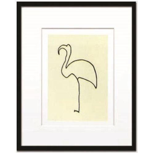 超歓迎 デザイナーズアート 額付き Le flamand rose Silkscreen Pablo Picasso 取寄品 インテリア マシュマロポップ アート 美工社 壁掛け 額付き シルクスクリーン 取寄品 マシュマロポップ, 格安即決:f4617295 --- bober-stom.ru