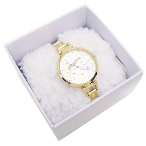 【キャラウォッチ】リトルツインスターズ レディース 腕時計 サンリオ  サンフレイム ギフト雑貨 日本製 ティーンズ雑貨通販マシュマロポップ