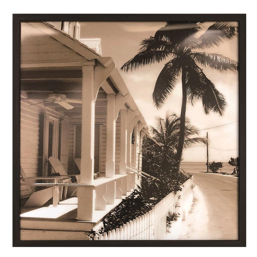 Malcolm Sanders Coastal Road-Sepia インテリアアート 500 写真 アート 美工社 額装品 ギフト 装飾インテリア 取寄品 マシュマロポップ