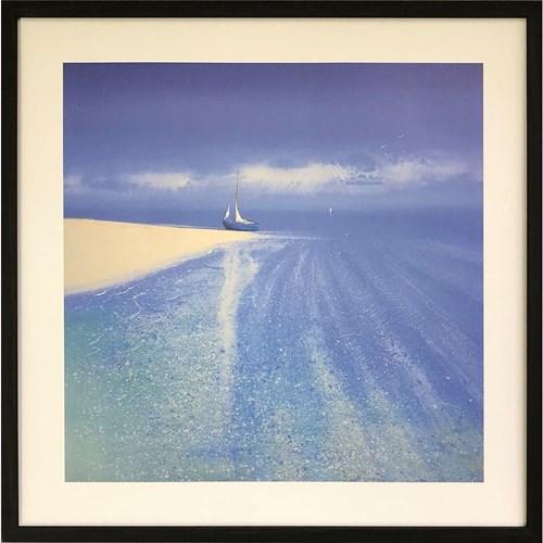 Rechard Pear Sandy Bay 3 インテリアアート 500 風景画 美工社 額装品 ギフト 装飾インテリア 取寄品 マシュマロポップ