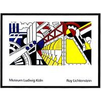 アートポスターRoy Lichtenstein (ロイ・リキテンスタイン)Studty For Prepaeedness 1968 新生活 気持ち切替スイッチ インテリアコーディネート