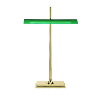 FLOS フロス 【GOLDMAN ゴールドマン (gold/green)】USB充電器付きテーブルランプフィリップ・スタルク 新生活 気持ち切替スイッチ インテリアコーディネート