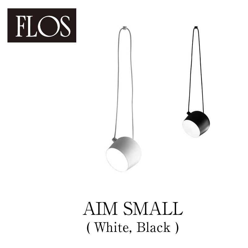 FLOS フロスAIM SMALL アイムスモール(オリジナル) color:White/Blackペンダントライト R.&E .Bouroullec おうちオンライン化 エンジョイホーム インテリアコーディネート