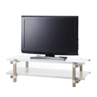 DUENDE テレビボードDU0240WH 失敗しないインテリア 年末インテリア
