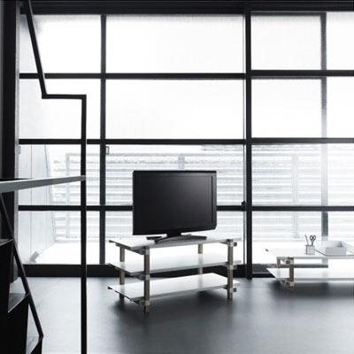 DUENDE テレビボードDU0241WH 失敗しないインテリア 年末インテリア