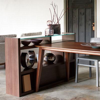 GROW グローテーブルサイドシェルフ140メーカー取寄品 新生活 気持ち切替スイッチ インテリアコーディネート