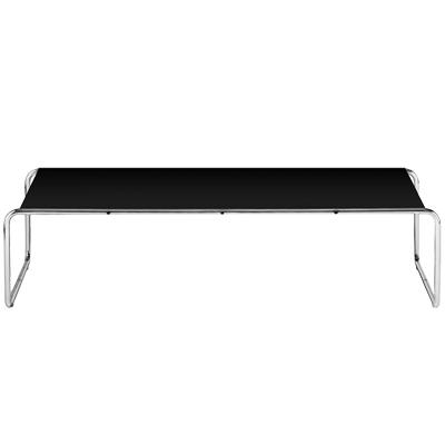 Breuerテーブル(大)【イタリア製】選べる天板カラー  おしゃれなインテリアの作り方 アウトドアリビングが気持ちいい