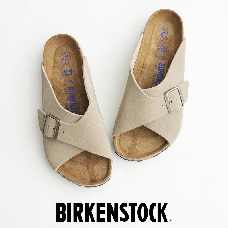 【2020SS】BIRKEN STOCK ビルケンシュトック AROSA SFB アローザスエードレザートープ 1015879
