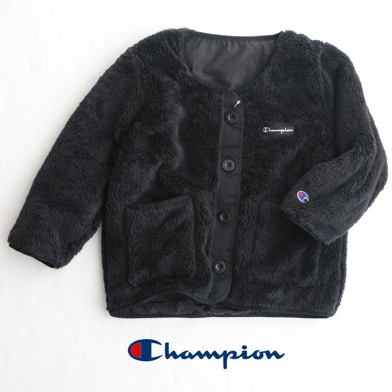 【2019AW】【kids】Champion チャンピオン reversible cardigan リバーシブルカーディガン CS6295