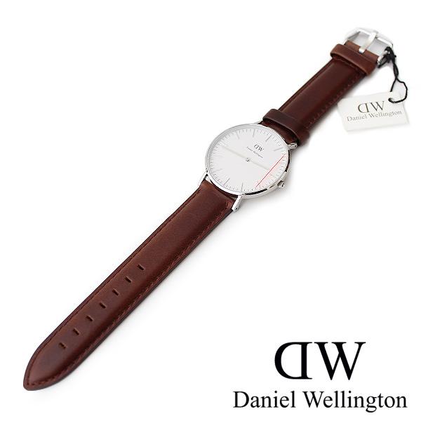 3ee80796f8 n【送料無料】DanielWellingtonダニエルウェリントンレザーストラップ腕時計/レディース/36mm/