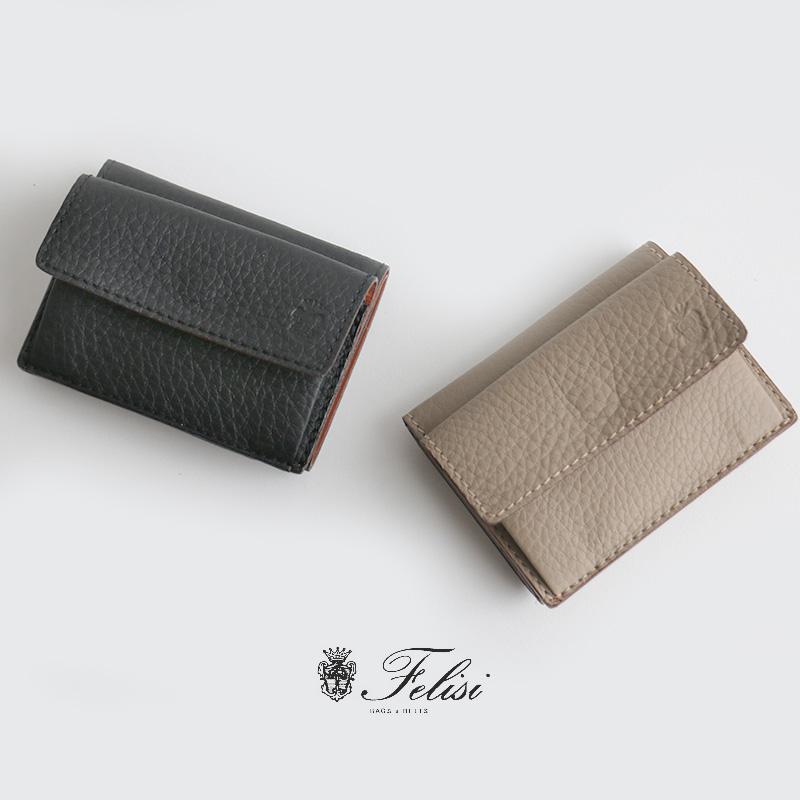 【SALE対象外】【2020SS】Felisi フェリージ ミニ財布 1031LD