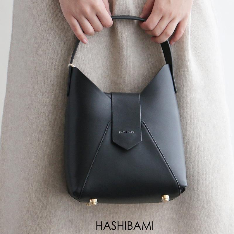 m【SALE対象外】【2018AW】【送料無料】Hashibami ハシバミ フェズショルダーバッグ HA-1809-909