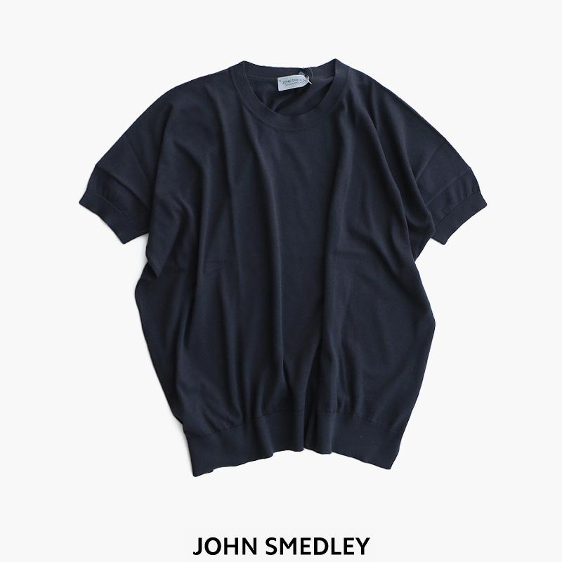 m【2019SS】【送料無料】JOHN SMEDLEY ジョンスメドレー ショートスリーブニット S4298