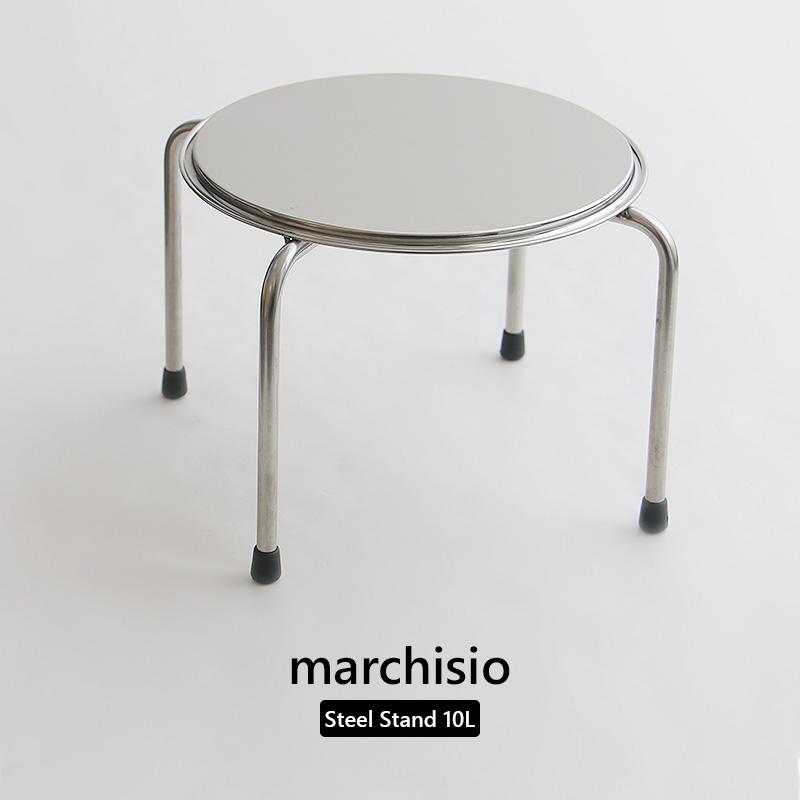 【2019AW】marchisio マルキジオ Stainless Steel Stand ステンレススチールスタンド(10-12L) 322710アウトドア・キャンプ・BBQ・バーベキュー
