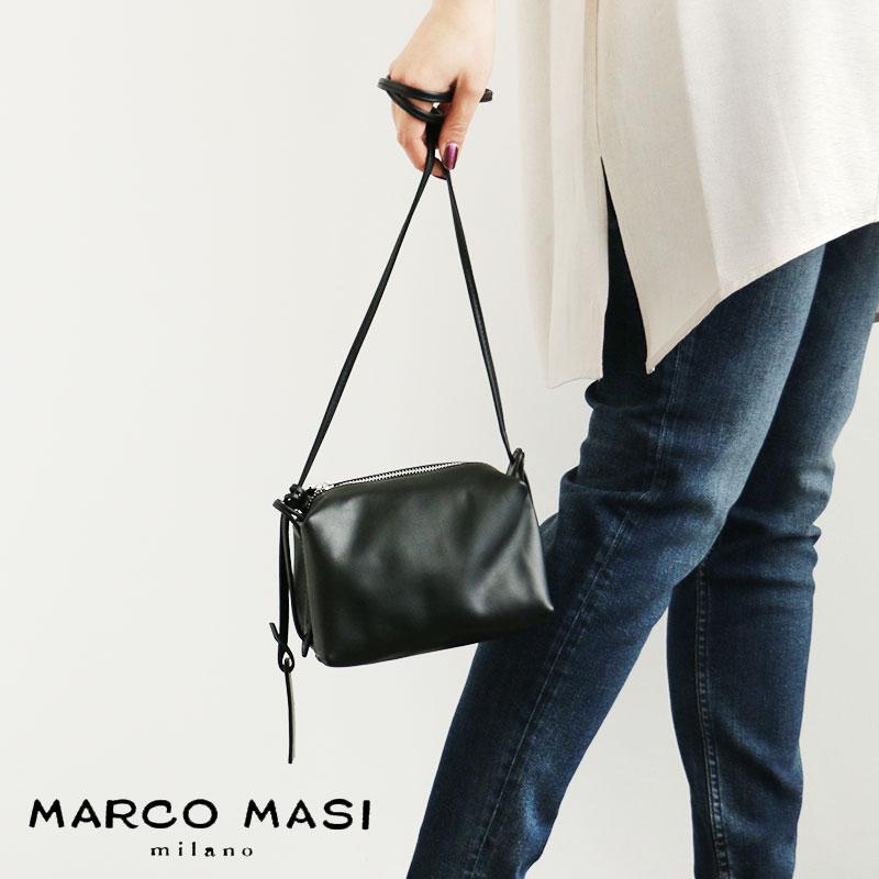 【10%★OFF】【2020SS】MARCO MASI マルコマージ プレーンポシェット 3083