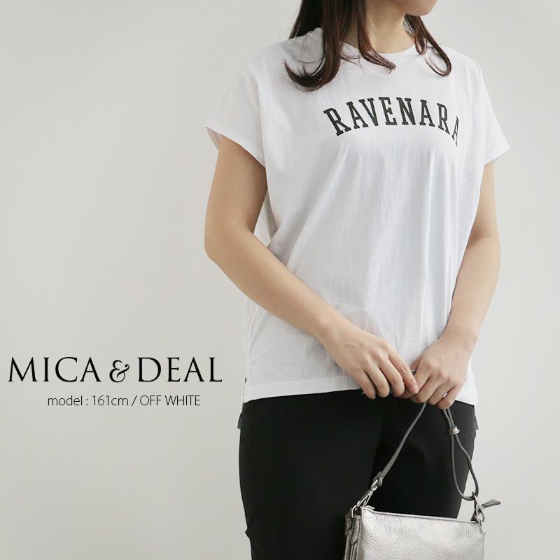 10OFF2020SS MICA DEAL マイカアンドディール REVENARAプリントTシャツ M20A004 RCP stayhome018wX0PnOk