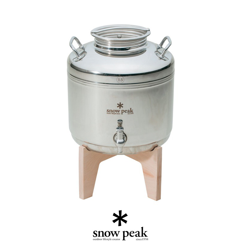 【SALE対象外】【2020SS】snow peak スノーピーク ステンジャグ UG-330