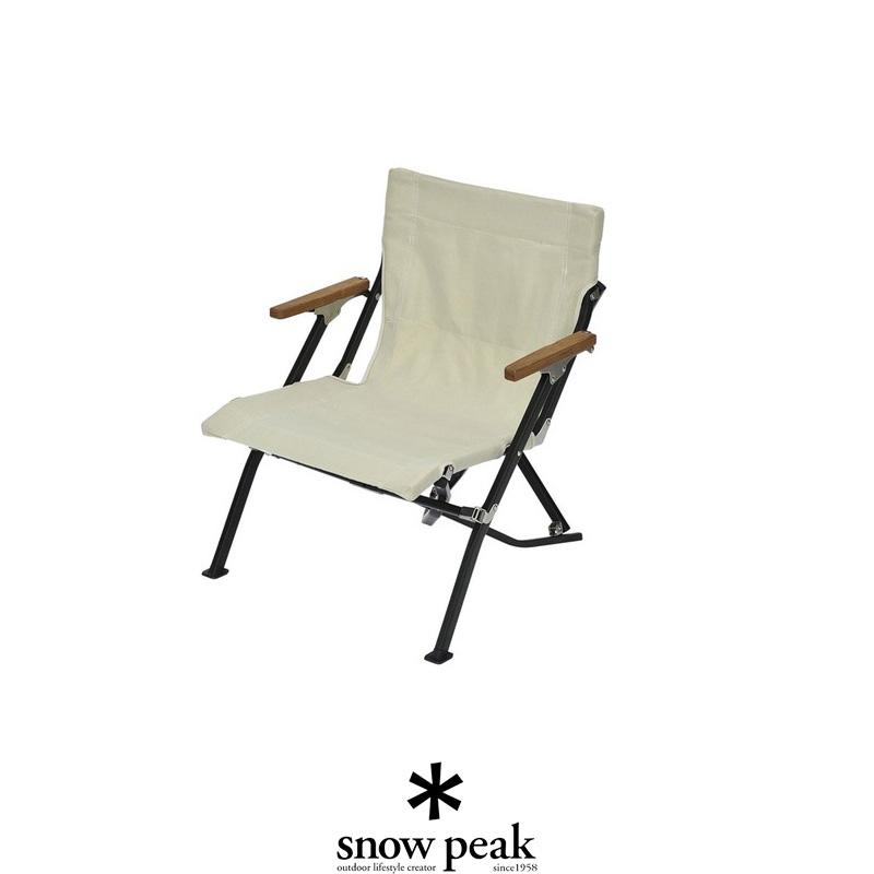 【2020SS】snow peak スノーピーク ローチェアショート LV-093