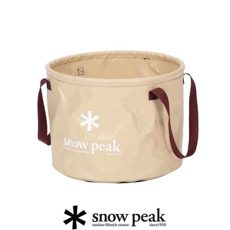 \10月1日より販売START snow peak 安い スノーピーク 国内送料無料 ジャンボキャンプシンク クーラーボックス FP-150バッグ コンテナ バケツ