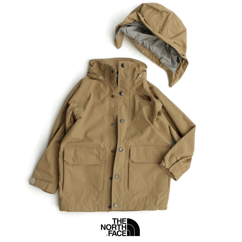d【2018AW】【送料無料】【kids】THE NORTH FACE ザ・ノースフェイス キャンプマウンテンコート CAMP MOUNTAIN COAT NPJ61808