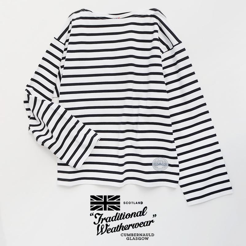 Traditional 開催中 Weatherwear トラディショナルウェザーウェア 返品送料無料 ビッグマリン ボートネックシャツプルオーバー G212OSJPO0210A2021AW