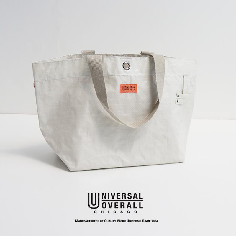 2021AW UNIVERSAL OVERALL ユニバーサルオーバーオール ショップ UVO-112エコバッグ 正規激安 レインバッグ ランドリーバッグ