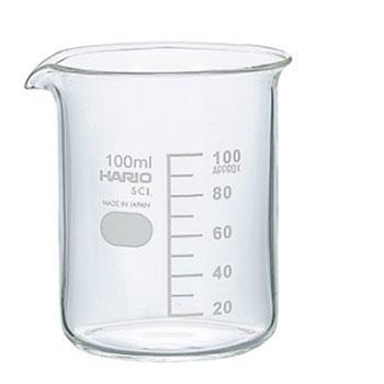 耐熱ガラスビーカー 手作りコスメ 15%OFFセール ガラスビーカー 100ml 1個 乳化 クリーム 乳液 好評 大幅値下げランキング 器具 道具 ツール 化粧水 アロマ 美容液