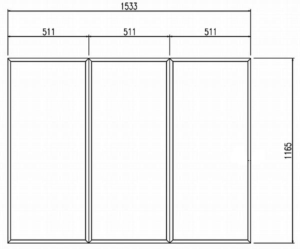 LIXIL(リクシル) INAX 風呂フタ・風呂ふたYFK-1612C(3) ・カラー ホワイト