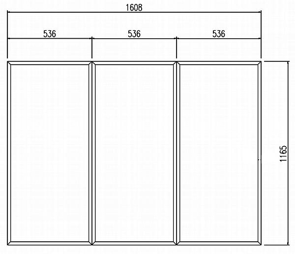 LIXIL(リクシル) INAX 風呂フタ・風呂ふたYFK-1712C(3) ・カラー ホワイト