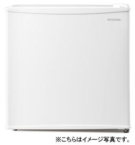 リピート コンパクトキッチン 追加オプション●小型冷蔵庫 アイリスオーヤマ製 AF42-W