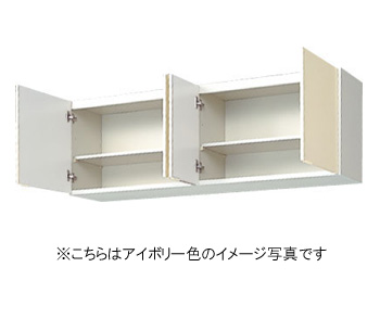 サンウェーブ キッチン 木製キャビネットGKシリーズ 吊戸棚(高さ50cm) 間口150cm GKF-A-150・GKW-A-150