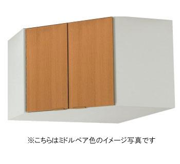 サンウェーブ キッチン 木製キャビネットGSシリーズ 吊戸棚(高さ50cm) 間口75×75cmコーナー用吊戸棚 GSM-A-75C・GSE-A-75C