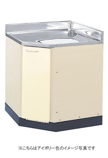 サンウェーブ キッチン セクショナルキッチンHR2シリーズ 調理台 間口75×75cmコーナー用調理台 HRI-2C-75・HRH-2C-75