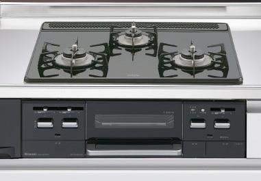 サンウェーブ キッチン キッチン用品 加熱機器交換用ガス機器 システムキッチン用ガス機器(ドロップインコンロ) R3G635A01K